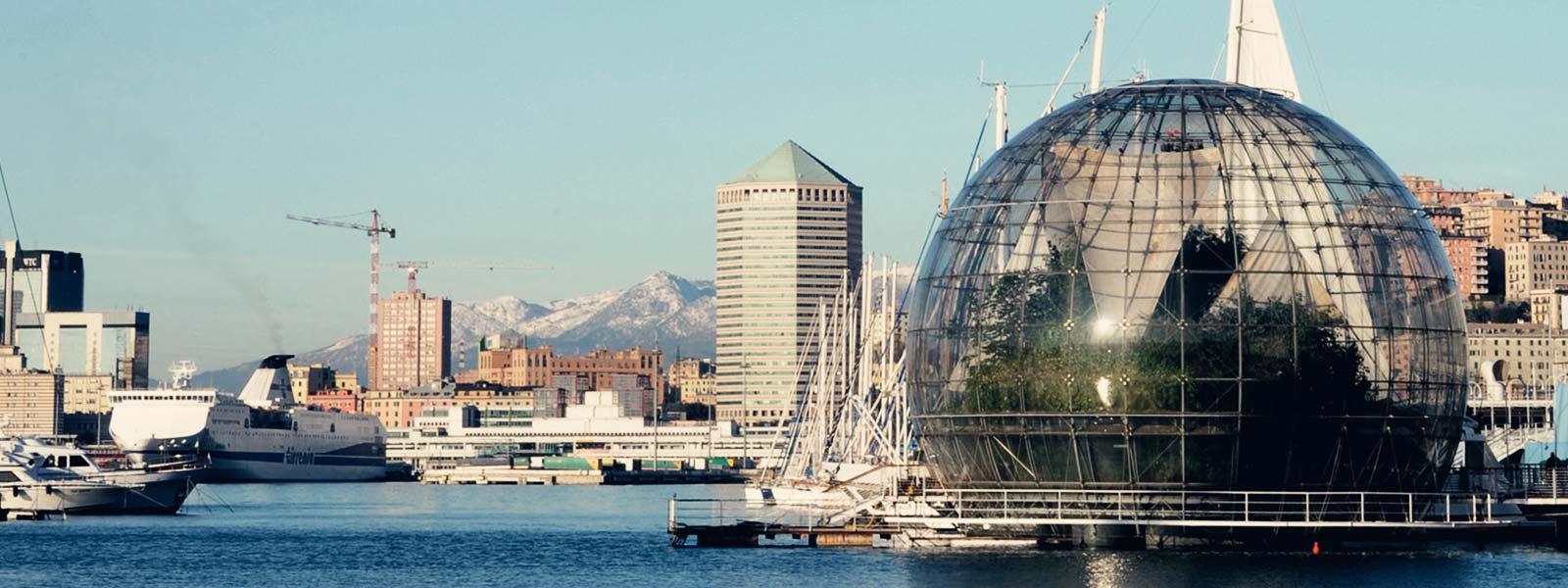 Pisa, Genova e le cinque terre